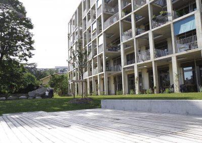 Immeuble écologique Soubeyran 7