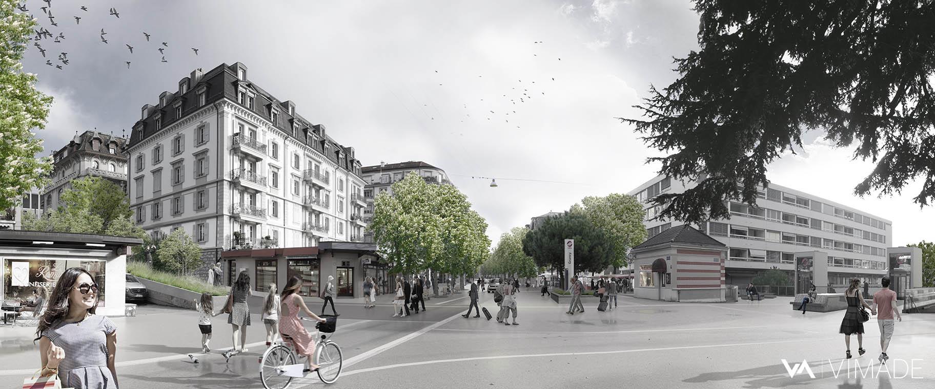 perspective-concours-sous-gare-lausanne-espace-public-place-grancy-metro-ficelle-vimade-architectes-paysagistes