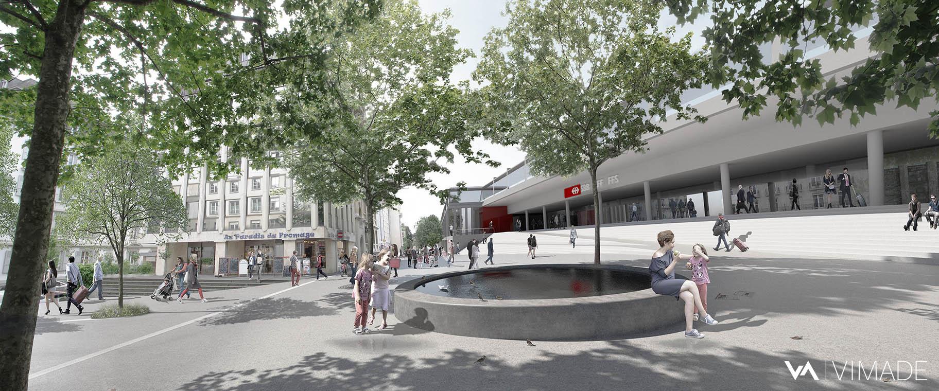 perspective-concours-sous-gare-lausanne-espace-public-place-saugettes-vimade-architectes-paysagistes