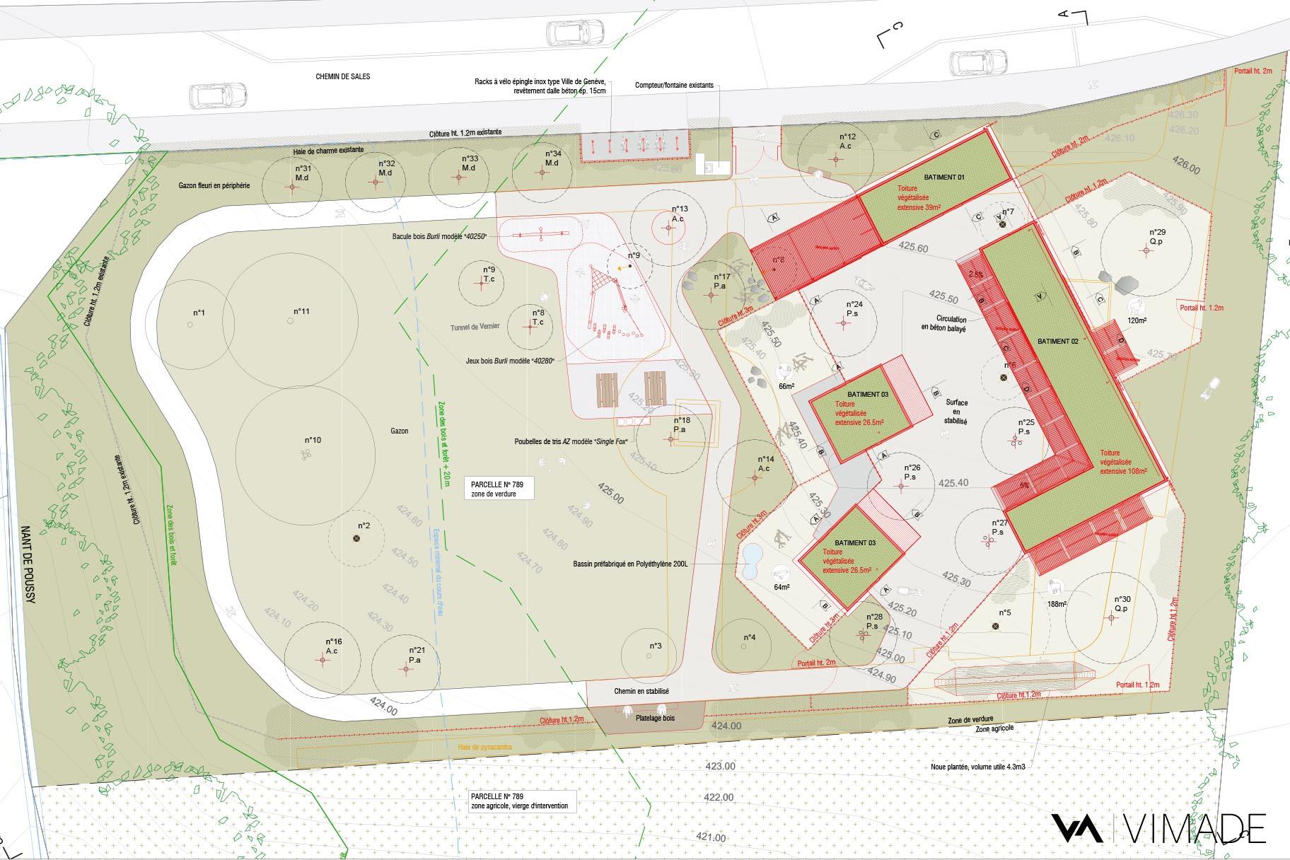 plan-parc-animalier-esplanade-prospecierara-vernier-architecture-paysage-vimade-genève