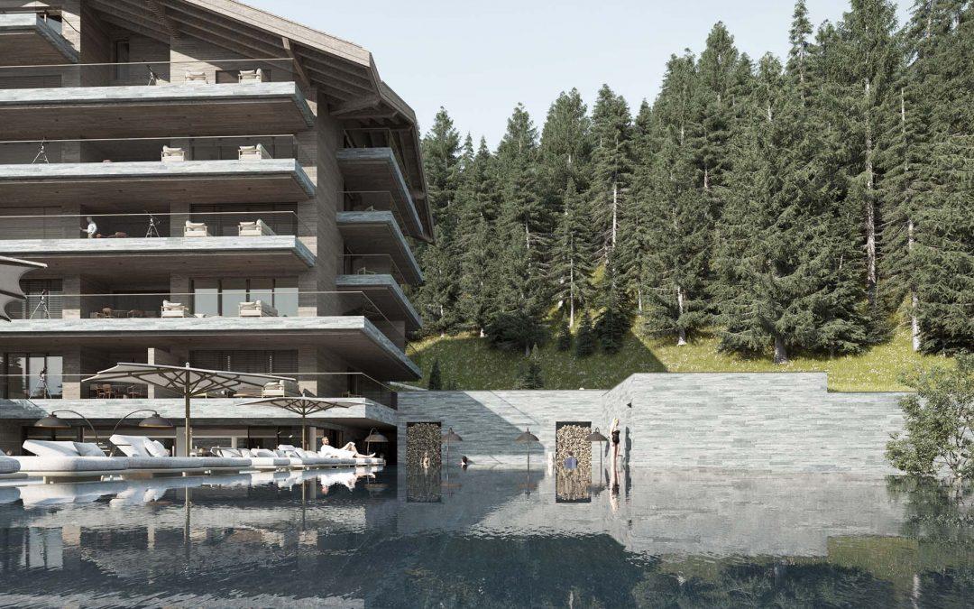 Hôtel Six Senses, Crans-Montana