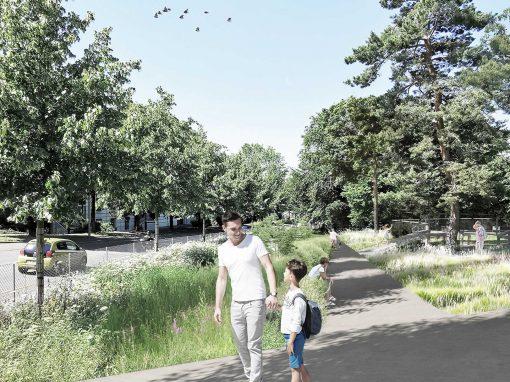 Parc Adrien-Jeandin, Thônex